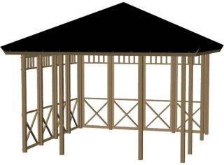 Vickleby paviljong