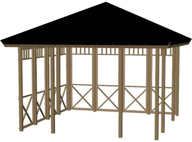 Plus Vickleby paviljong