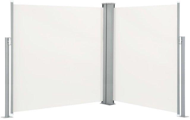 VidaXL Uttrekkbar sidemarkise 140x600cm