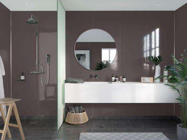 Fibo Colour Collection 4054-M10 Milano Antrasite