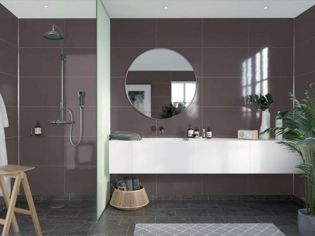 Fibo Colour Collection 4054-M6040 Milano Antrasite