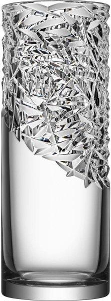 Orrefors Carat vase 37cm high cut