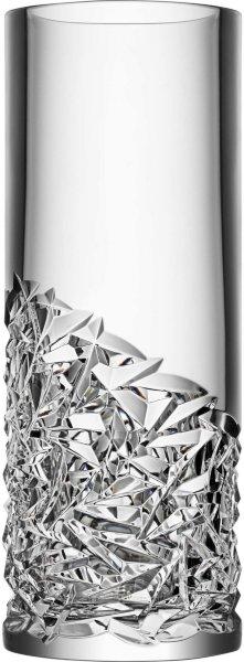 Orrefors Carat vase 37cm low cut