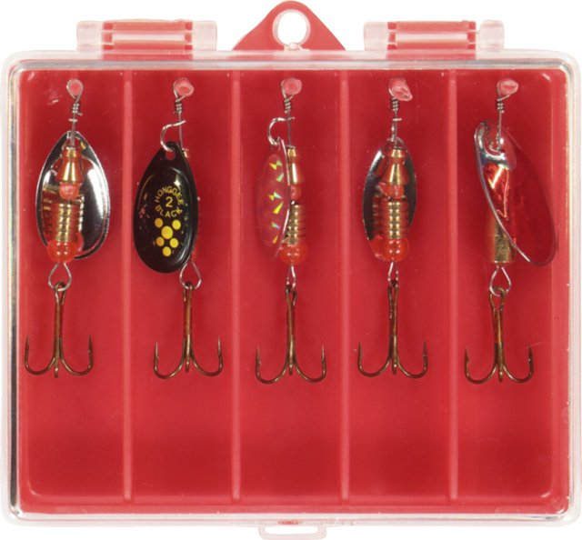 Mitchell Spinnersortiment 5-Pack