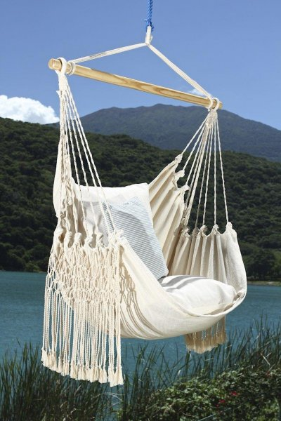 Lazy Rest Natural Cotton hengestol