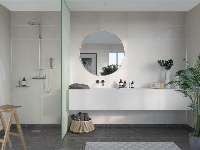 Fibo Marcato 2145-M6030 Grey Cement