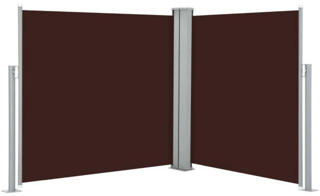VidaXL Uttrekkbar sidemarkise 120x600cm