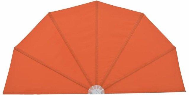 VidaXL Sammenleggbar sidemarkise for terrasse 200cm