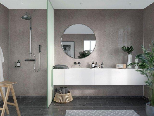 Fibo Marcato 4943-M00 Grey Concrete