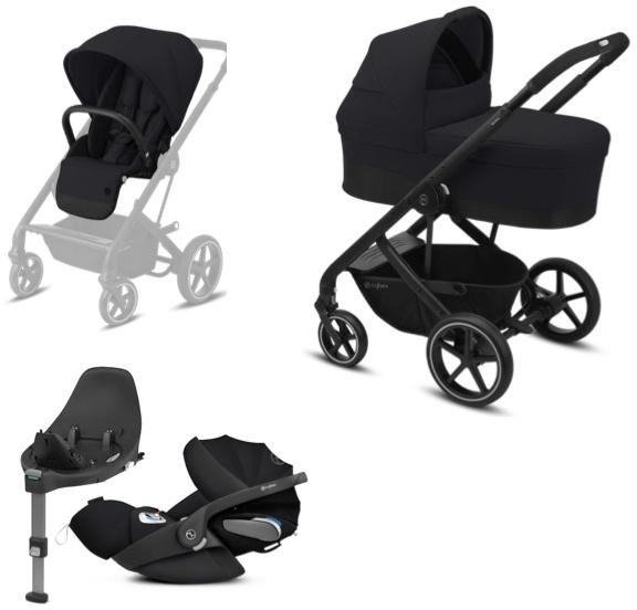Cybex Balios S Lux Travelsystem