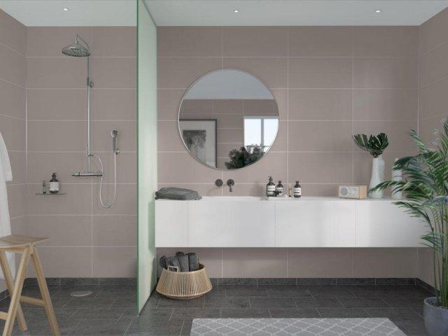 Fibo Colour Collection 5200-M6030 Warm Grey