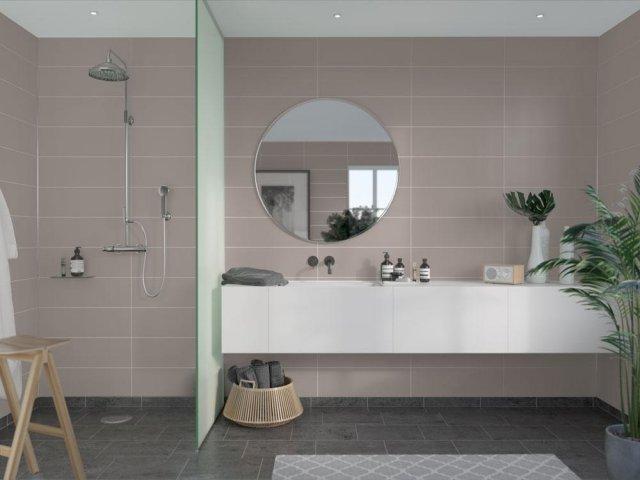 Fibo Colour Collection 5200-M6020 Warm Grey