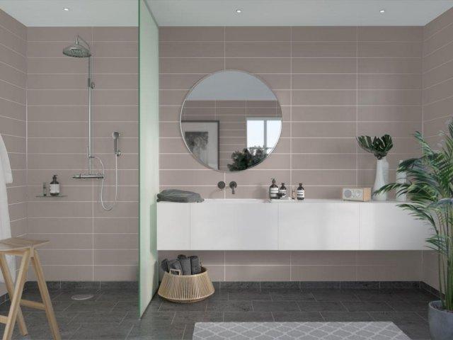 Fibo Colour Collection 5200-M6015 Warm Grey