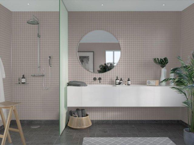 Fibo Colour Collection 5200-M0303 Warm Grey