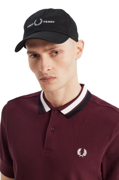 Fred Perry Graphic Cap