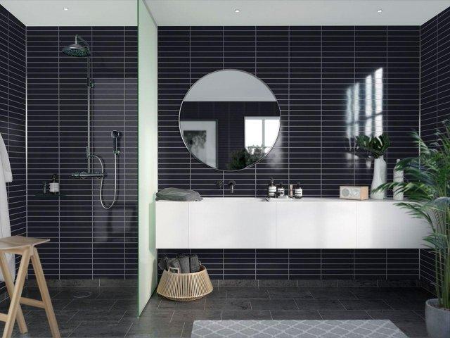 Fibo Colour Collection 2124-F03 New York Black