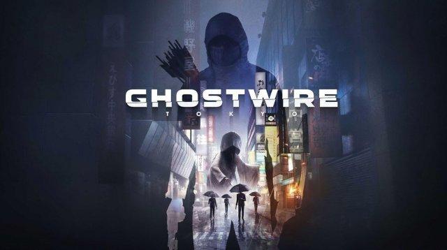 Ghostwire: Tokyo til PlayStation 5