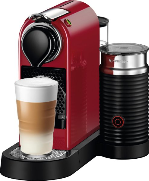 Nespresso CitiZ&Milk C123