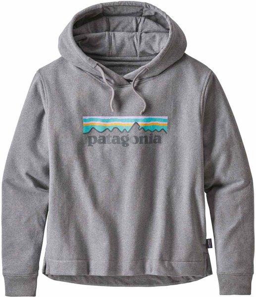 Patagonia P-6 Logo Hoody (Dame)