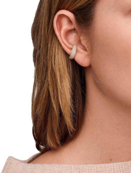 Tom Wood Ear Cuff Slim Zirconia
