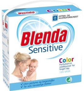 Lilleborg Blenda Sensitive Color 4,3 kg