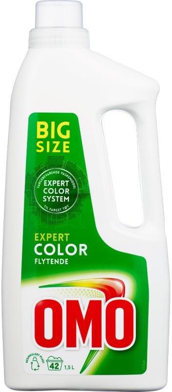 Lilleborg Omo Color flytende 1,5L
