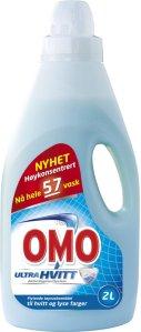 Lilleborg Omo Ultra Hvitt flytende 2L