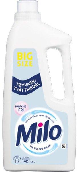 Lilleborg Milo tøyvask parfymefri 1,5L