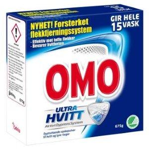 Omo Ultra Hvitt 675g