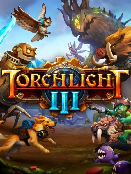 Torchlight III til Playstation 4