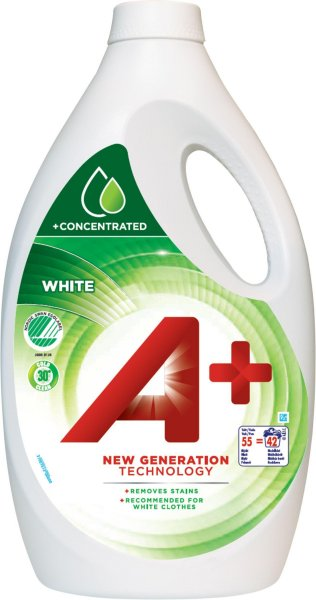 Ariel A+ White 2200ml