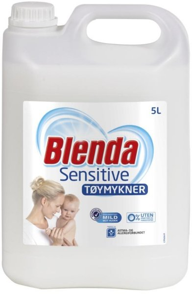 Lilleborg Blenda Sensitive tøymykner 5L