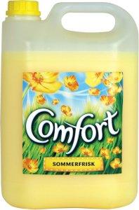 Comfort tøymykner 5L