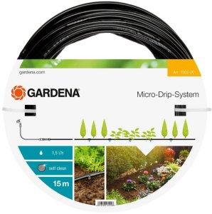 Gardena Dryppslange Over Bakken 15m