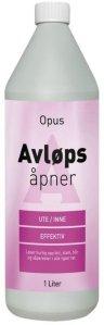Opus Avløpsåpner 1L