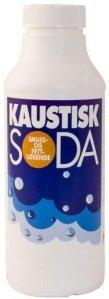 Stabil Kaustisk soda 750g