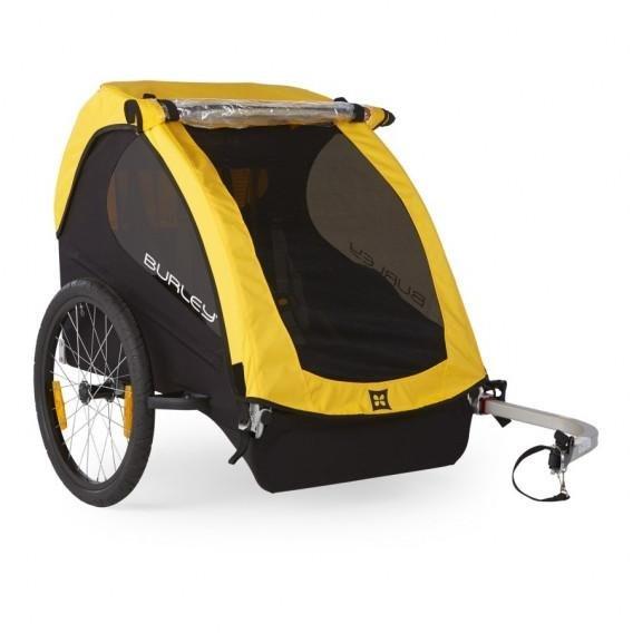 Burley Bee Yellow Sykkelvogn