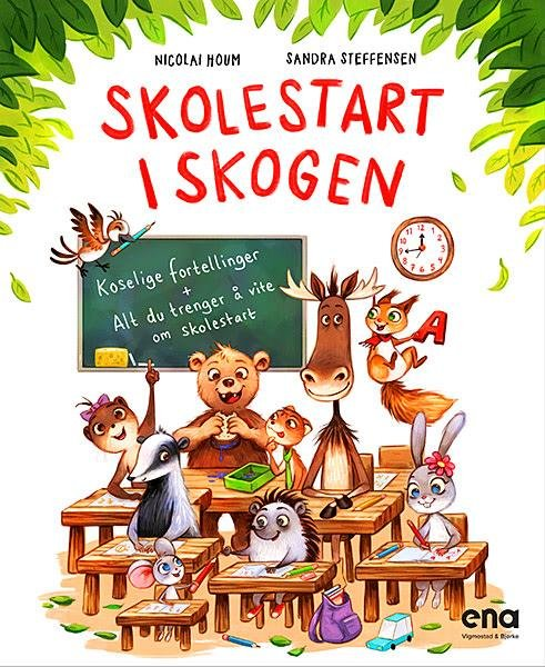 Ena forlag Skolestart i skogen
