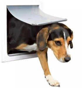 Trixie Toveis Hundedør, 30x36 cm