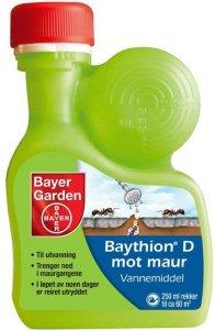 Baythion D mot Maur Vannemiddel