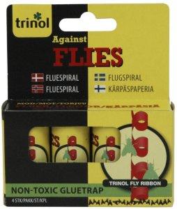 Fluespiral 4-pk
