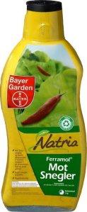 Bayer Garden Natria Ferramol mot snegler 1 kg