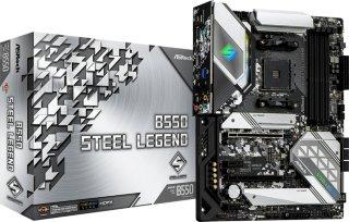ASRock B550 Steel Legend
