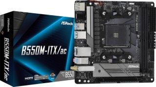 ASRock B550M-ITX/ac