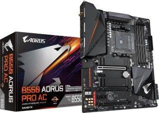 Gigabyte B550 Aorus Pro AC