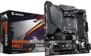 Gigabyte B550M Aorus Pro