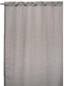 Plain gardin 300x150cm 2 stk