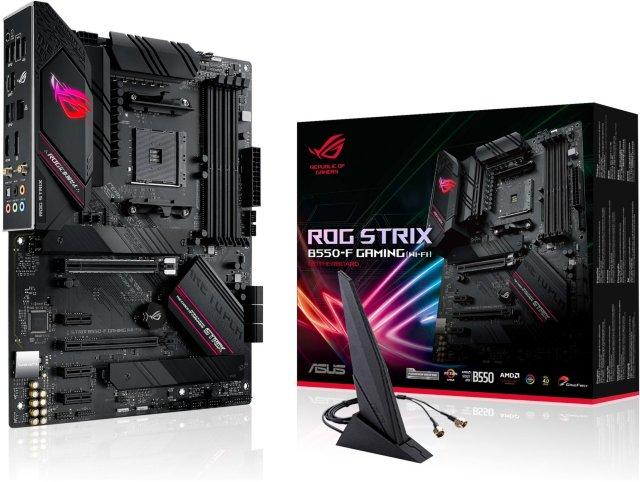 Asus ROG Strix B550-F Gaming (Wi-Fi)