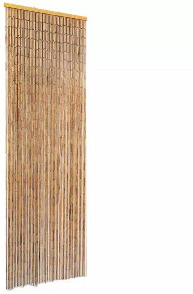 VidaXL Insektdør gardin bambus 56x185cm