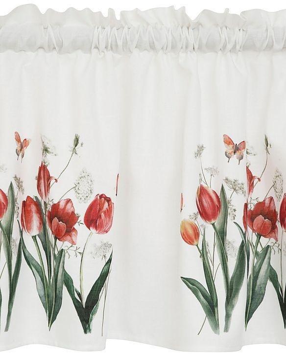 Svanefors Tulipi gardinkappe